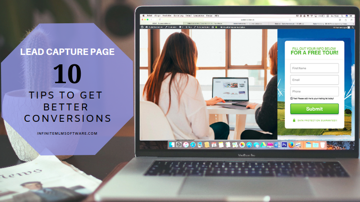 MLM Lead Capture Page Conversion Tips