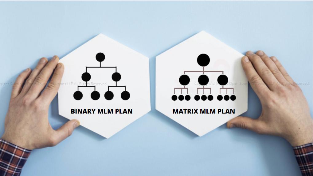 Binary MLM Plan vs Matrix MLM Plan