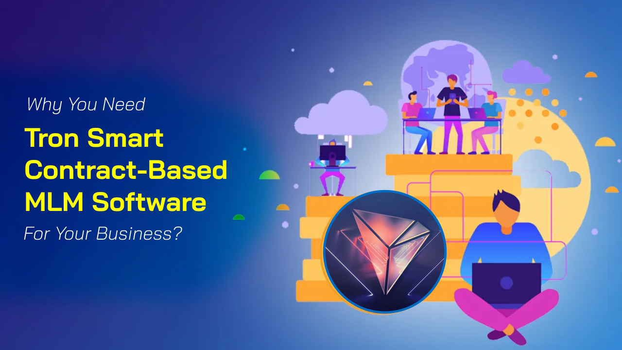 tron smart contract mlm software