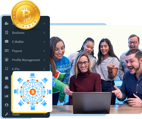 Bitcoin MLM Software Development