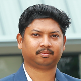 Ashok K.S