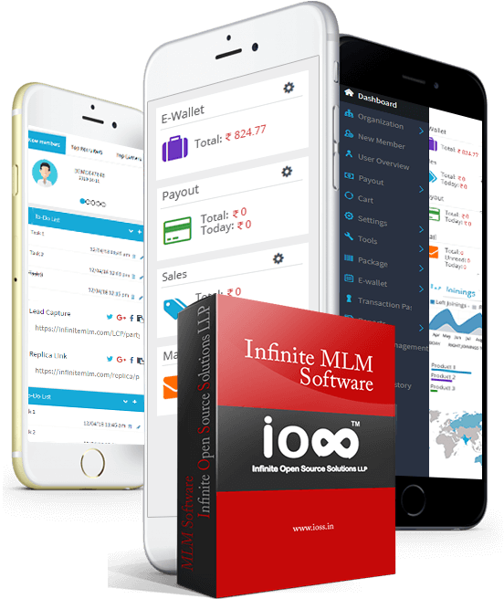 MLM Mobile Apps for Android and iOS | Infinite MLM Software