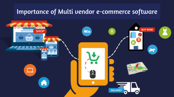 Multi vendor e-commerce software