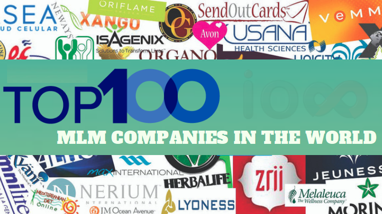 Top 100 MLM Companies in 2019 - List of Network Marketing