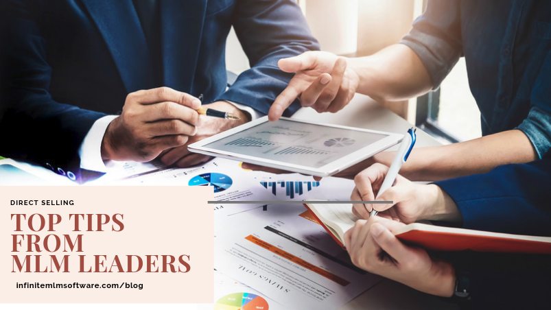 Top tips from MLM leaders
