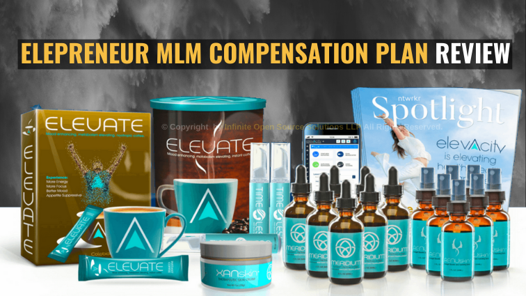 Elepreneur MLM Compensation Plan review