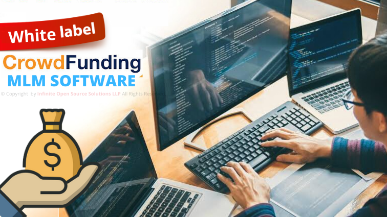 White label Crowdfunding MLM Software