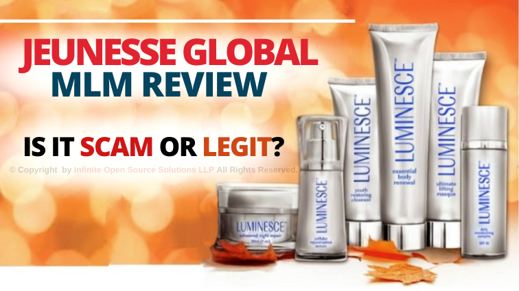 Jeunesse global MLM Review