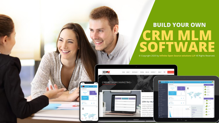 Build your own CRM MLM Software