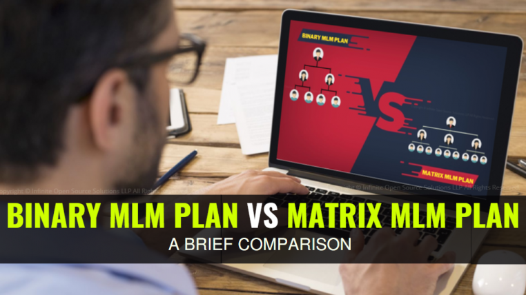 binary mlm plan vs matrix mlm plan