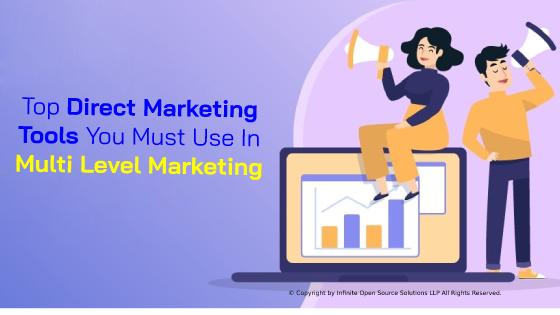 Direct Marketing tools