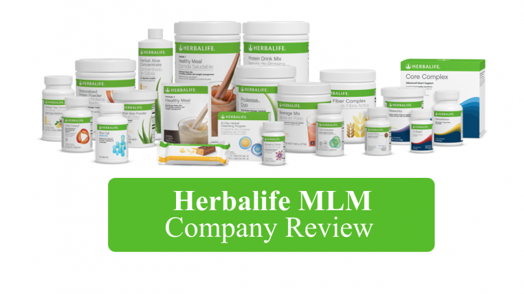 Herbalife MLM Company Review